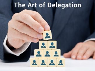 Art of Delegating