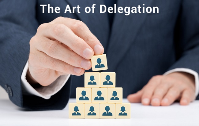 Art of Delegating