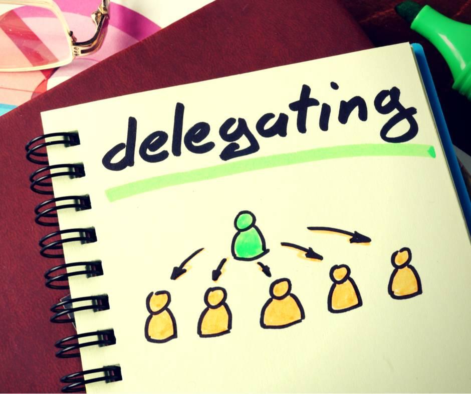 delegate successfully