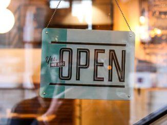 Open a business