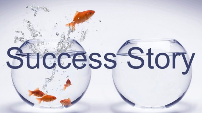 Success Stories Of Famous People