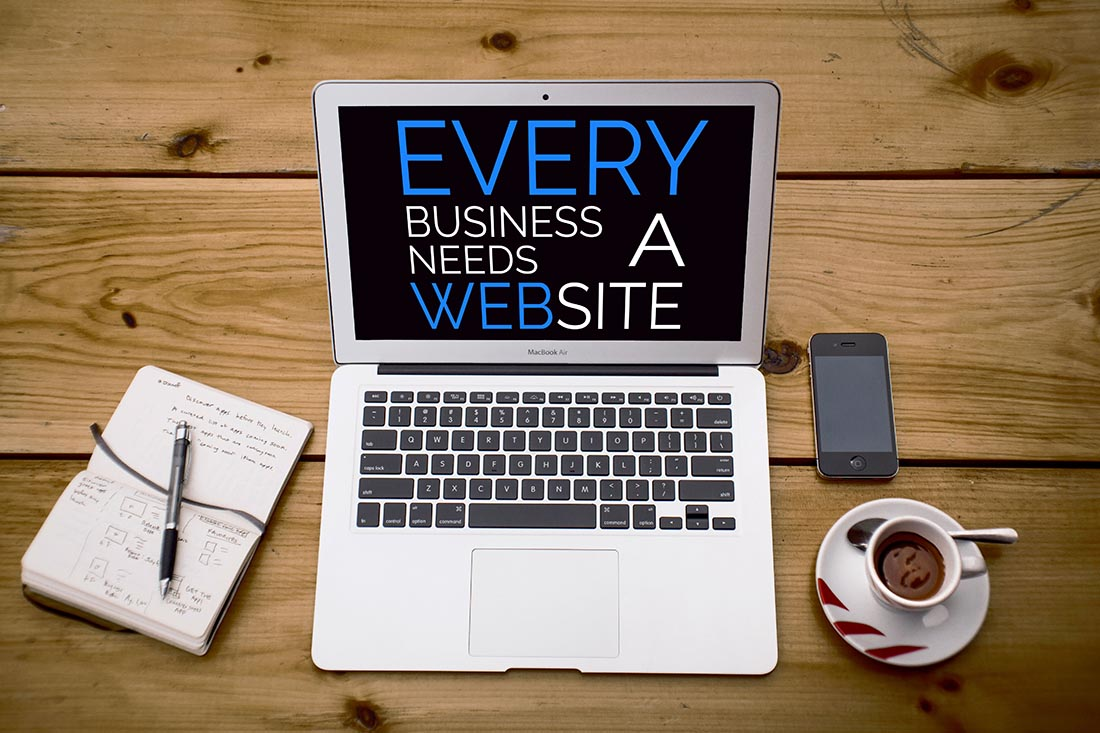 website for business