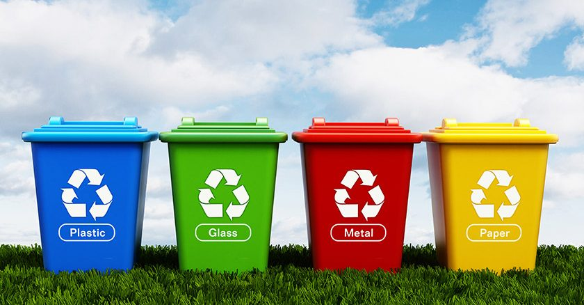 start your own recycling company