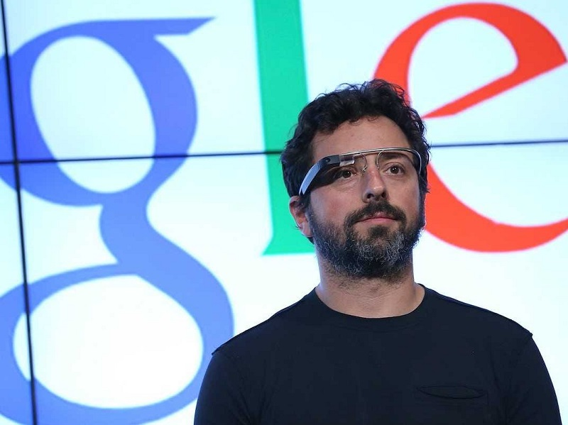 Sergey Brin Net worth,