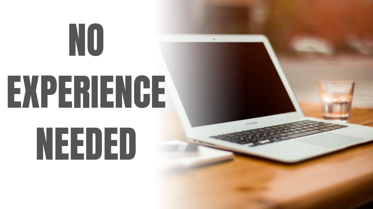 no experience jobs near me