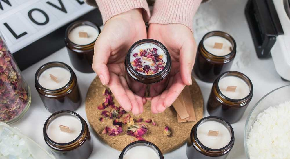 How to start a candle business