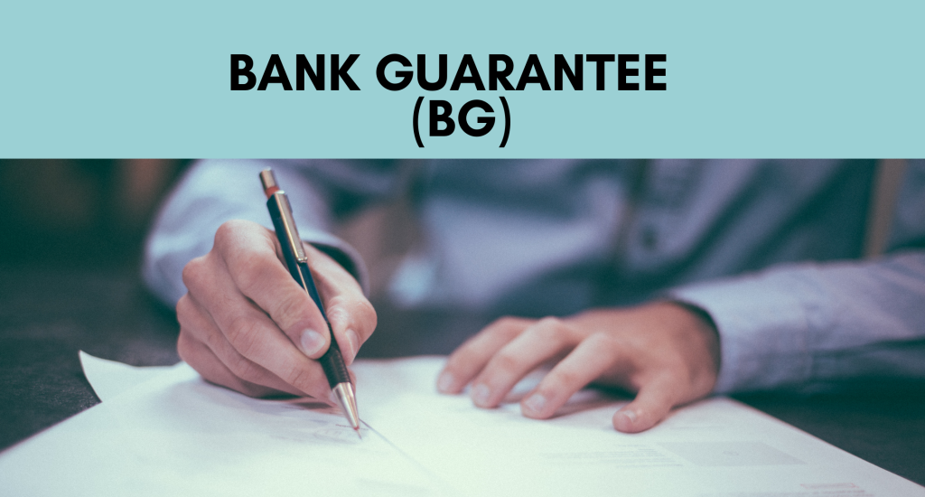 What is a bank guarantee