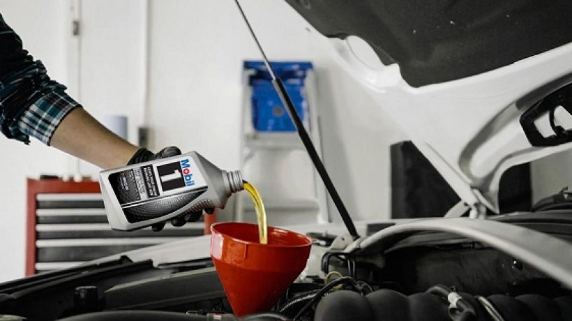 How to start Mobil oil change business?